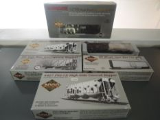 A Proto 2000 Series Limited Edition HO Scale NW GP30 High Hood Locomotive, boxed along with 5