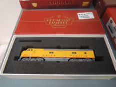 A Broadway Limited Imports (korea) Paragon Series HO Scale Union Pacific Locomotive 927A, boxed 602