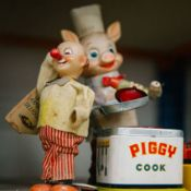 Vintage Toys and Models