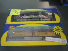 Two Athearn (China) HO Scale Union Pacific Locomotives 3300 & 5978, both boxed