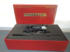 A Mantua Classics HO Scale 0-6-0 Baltimore & Ohio Tank Switcher 54, boxed 393002