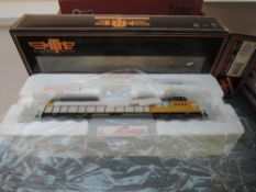 A MTH (USA) HO Scale Union Pacific Diesel Locomotive 8444, boxed 80-2023-1