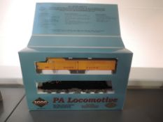 A Proto 2000 Series Limited Edition HO Scale Union Pacific PA Locomotive, boxed