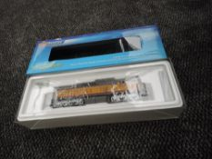 A Broadway Limited Blueline HO scale EMD SD7 Union Pacific Locomotive 776, in original box 5073