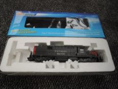 A Broadway Limited Blueline HO scale Alco RSD-15 Southern Pacific Locomotive 250, in original box
