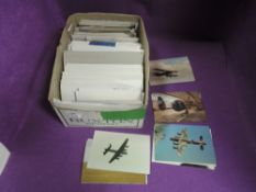 A selection of various aviation plane and flying machine interest photographs