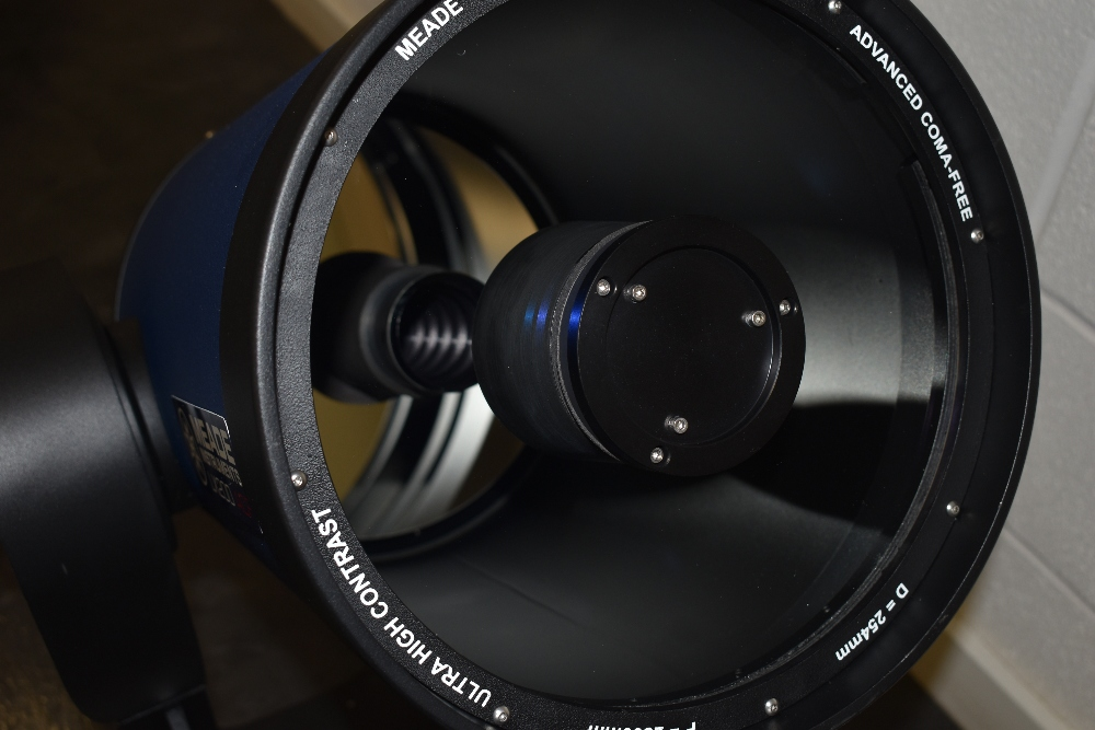 A Meade LX200 twelve inch ACF telescope in a Peli 0550 case with a Meade X Wedge tripod, a Meade - Image 2 of 5