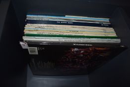 A good selection of easy listening and classical lP records including Simon and Garfunkel.