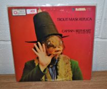 A copy of Trout Mask Replica by Captain Beefheart and his Magic Band - Reprise press in Straight