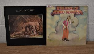 A lot of two albums by Atomic Rooster - great keyboard lead prog rock