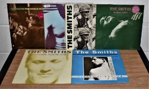 A lot of six original Smiths albums in Ex condition - a great back catalogue and all UK issues