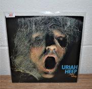 A nice press of Very ' Eavy by Uriah Heep - UK Bronze gatefold press