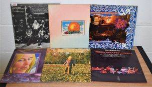 A lot of Allman Brothers and related albums