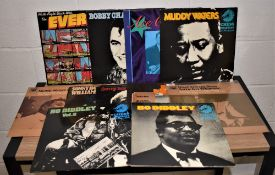 A lot of ten Blues , Rock and Roll and R'n'B albums - some great music on offer here