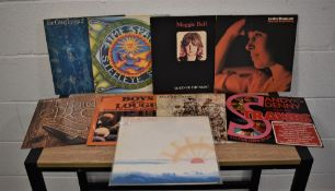 A lot of Folk / Singer Songwriter interest records