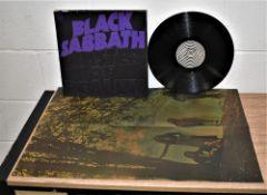 A Vertigo press of Black Sabbath's Masters of Reality - UK press with the exceptionally hard to find