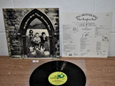 An original press of the Edgar Broughton Band's Sing Brother Sing on Harvest - great freaky prog