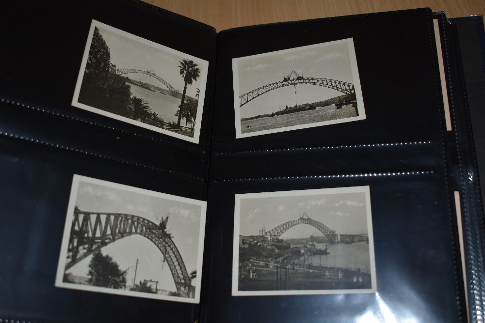 Postcards and Photographs. A selection of albums, predominately postcards. Much Maritime and - Image 3 of 13