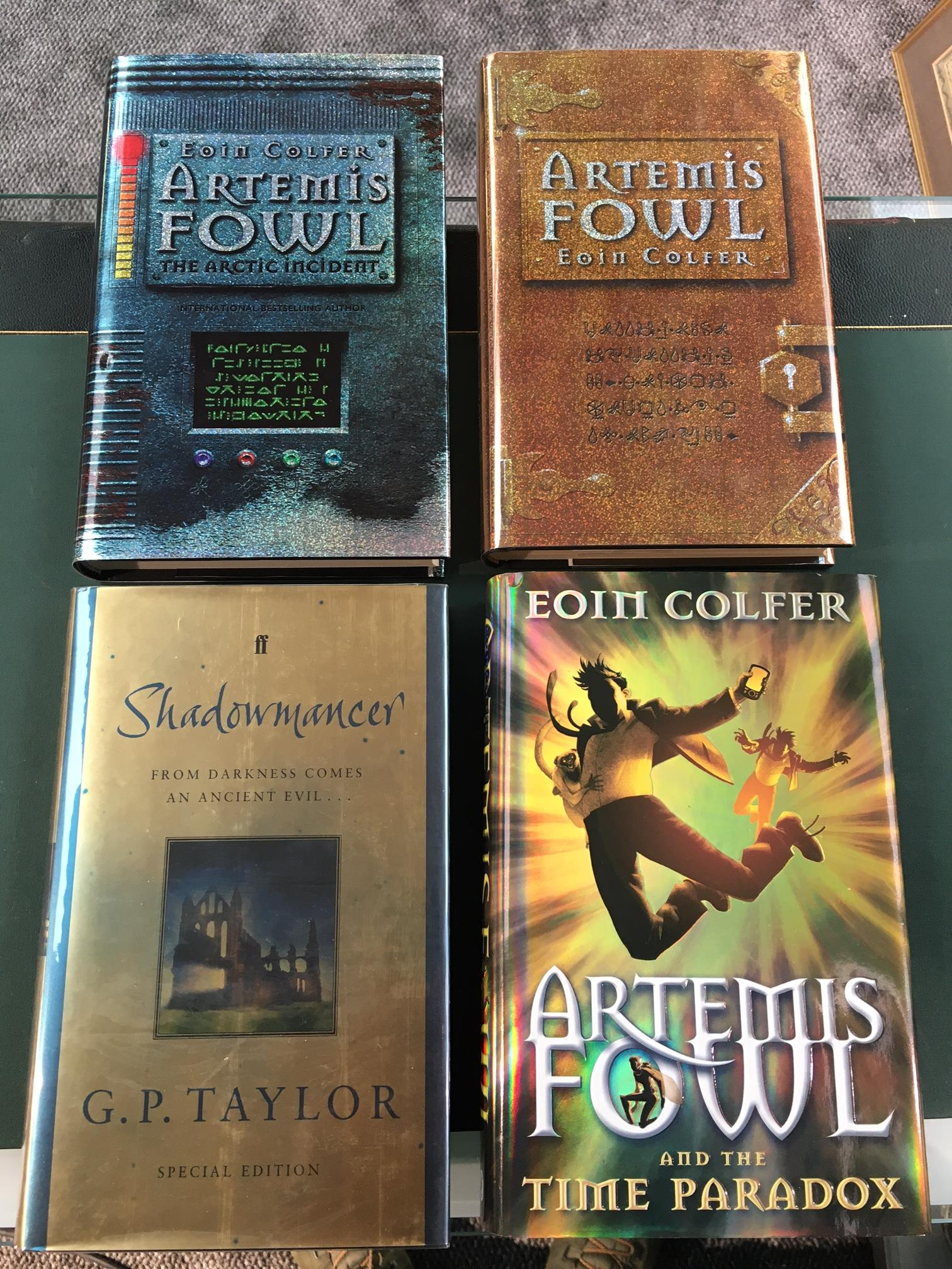 Children's and Fantasy. A modern selection. Includes Artemis Fowl novels, etc. (12) - Image 4 of 4