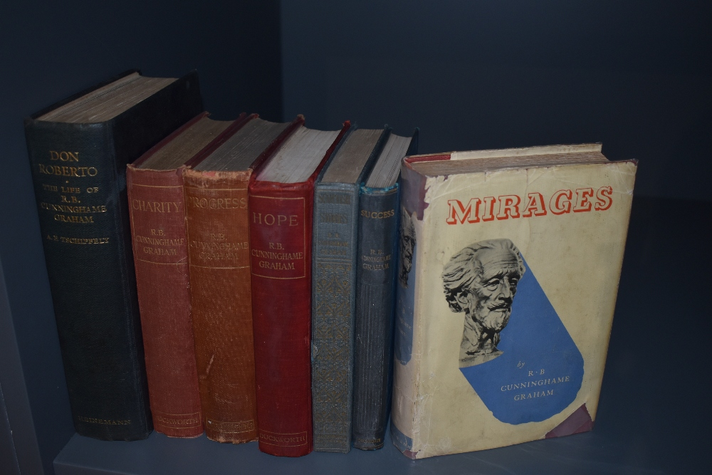 Literature. R. B. Cunninghame Graham. A selection, includes; Tschiffely's biography - Don Roberto (