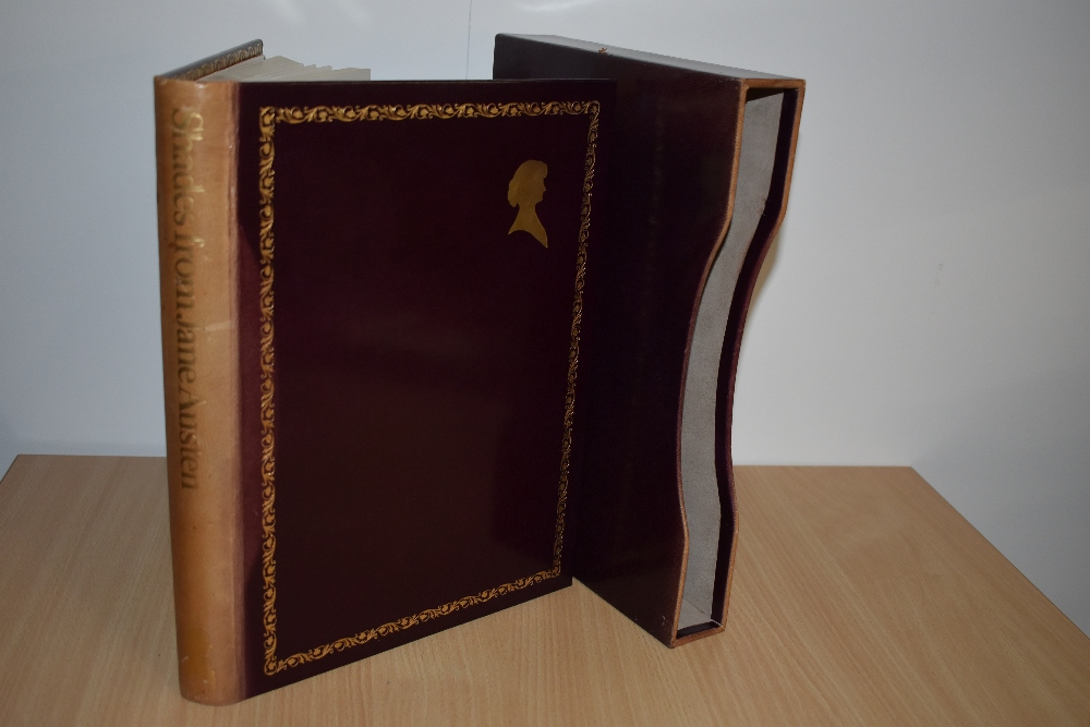 Literature. Marsh, Honoria D. - Shades from Jane Austen. 1975, limited edition 292/300, signed. Full