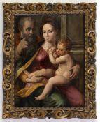 CENTRAL ITALIAN SCHOOL, 16th CENTURY - Holy Family