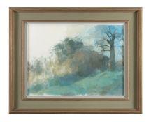 Tom Carr ARHA HRUA ARWS (1909-1999) Barnett's Park, Belfast Oil on canvas, 50.5 x 69cm (20x27)