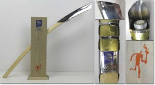 Olympic Games 1994. Official Miniatur Torch 60 - The original torch was 2 metres long and is