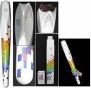 Youth Olympic Games 2012 Innsbruck Oficial Torch - Original torch from the 1 Olympic Youth Winter