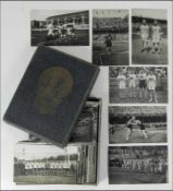 Olympic Games 1912. Collection of 184 Postcards - Collection of 148 different black-and-white