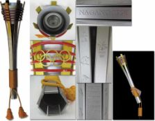 Olympic Games Nagano 1998. Official Torch - Official Olympic Torch from Nagano, 18th Olympic