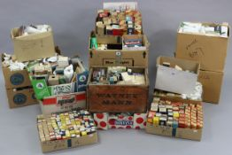 Approximately seven hundred various vintage radio valves by Marconi/Mullard, Compton, & others,