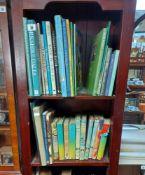Various books & novels.