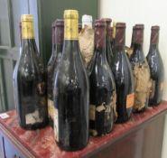 Wine: thirteen bottles of 1994 Chateau de la Gardine Benjamin Brunel RAB