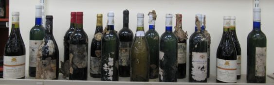 Wine: to include a bottle of Chateau Neuf-du-Pape year unknown RAM