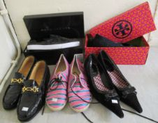 Ladies shoes, viz.