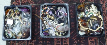 Costume jewellery, watches and personal ornament: to include beads,