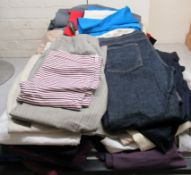 Ladies fashion items: to include more than fifty pairs of denim Jeans,