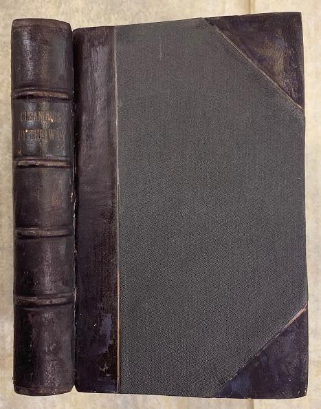 Lot 22 - [MORMONISM, the Book of Mormon]. - Rev John Alonzo CLARK (1801-1843). Gleanings by the Way. [