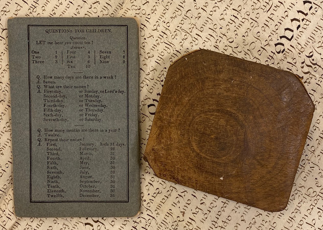 Lot 31 - [Attributed to R.S. GILBERT, or Alexander ANDERSON, wood-block cutters]. An original end-grain