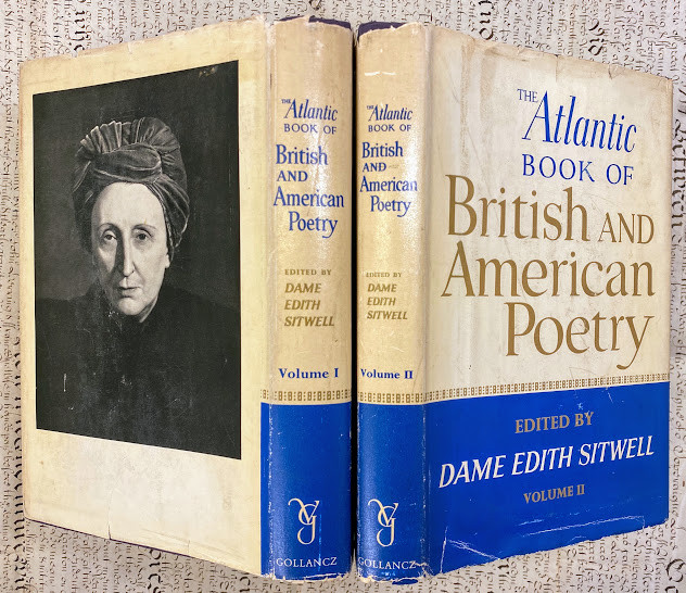 Lot 34 - H.M. Queen ELIZABETH, The Queen Mother. - Dame Edith SITWELL (1887-1964, compilor). The Atlantic
