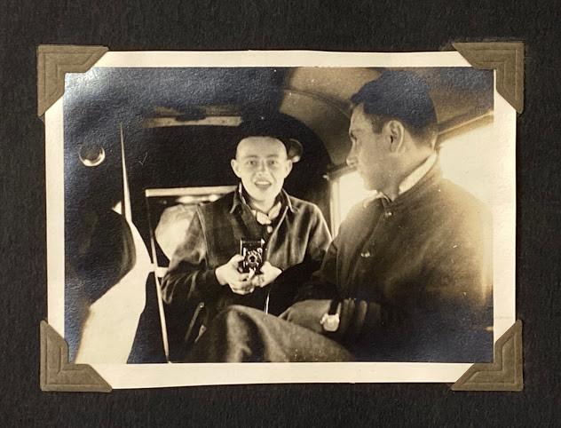 Lot 58 - Igor Ivan SIKORSKY (1889-1972). - George BUIVID (1917-1966, compiler). [Chicago World's Fair]