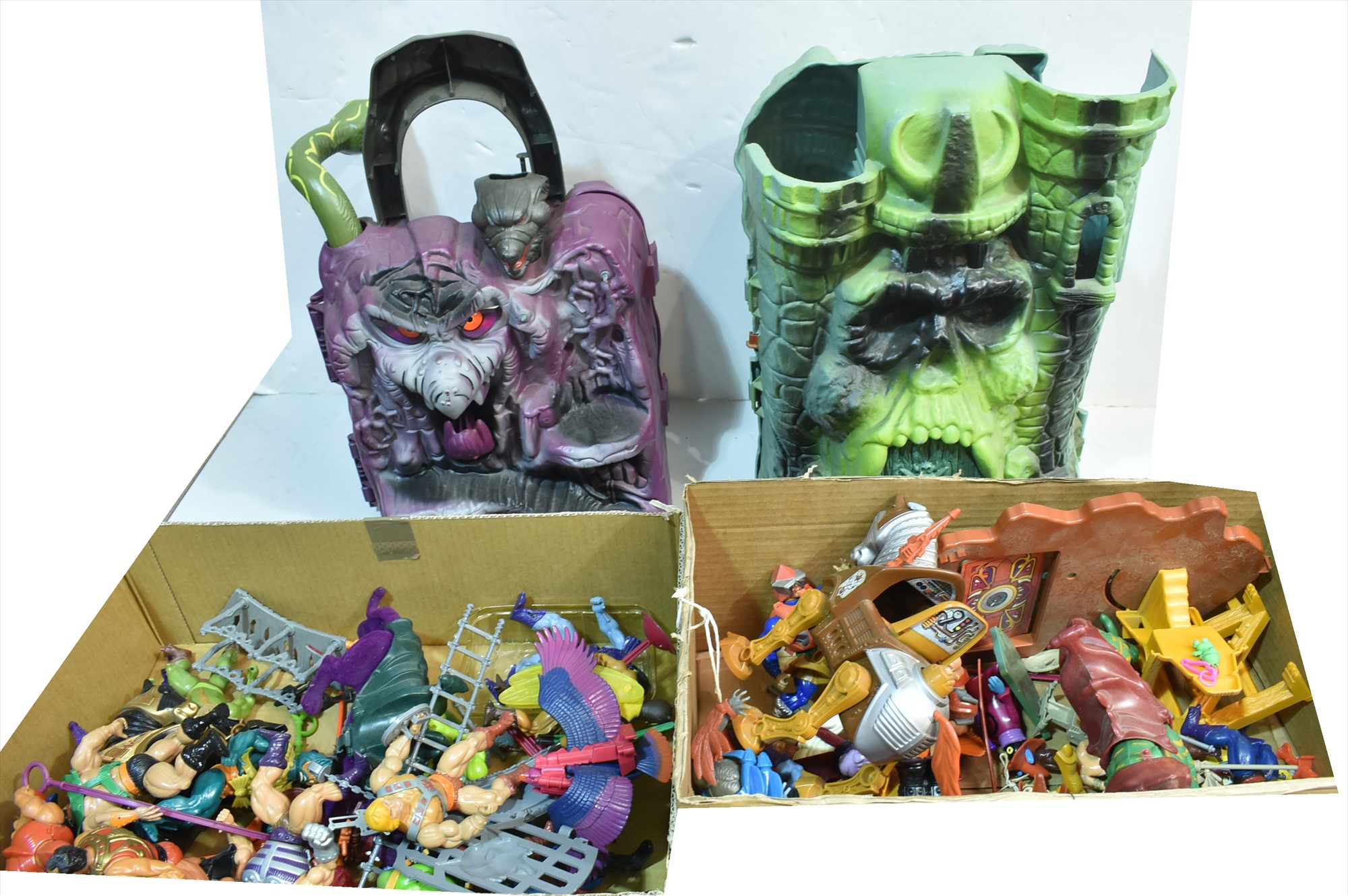 Lot 337 - Mattel Masters of the Universe