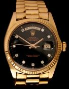 Rolex Oyster 18ct