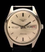 Longines Admiral automatic wristwatch