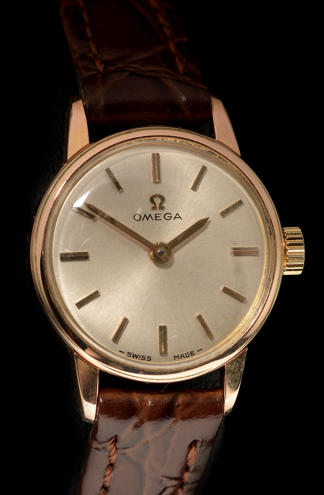 Lot 14 - Omega cocktail watch