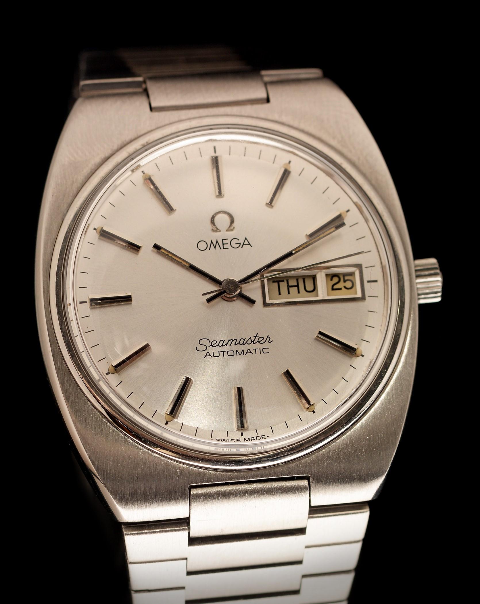 Lot 13 - Omega Seamaster automatic wristwatch