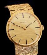Longines lady's watch