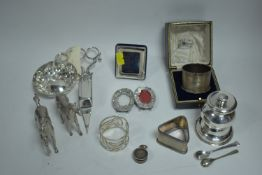 Silver and plated items