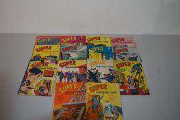 Super Adventure Comic by Colour Comics Pty.